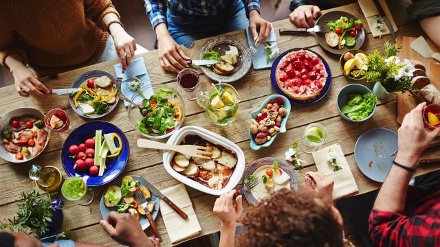 Makanan Sehat Untuk Menu Berbuka Puasa Kumparan Com