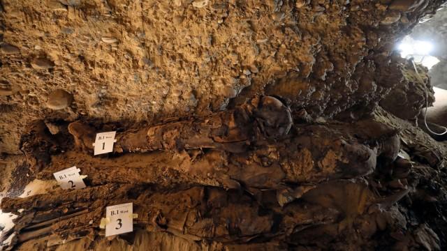 Penemuan Pemakaman Bawah Tanah di Mesir