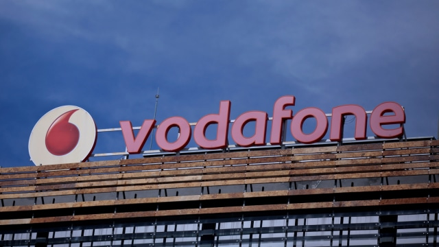 Kantor Vodafone