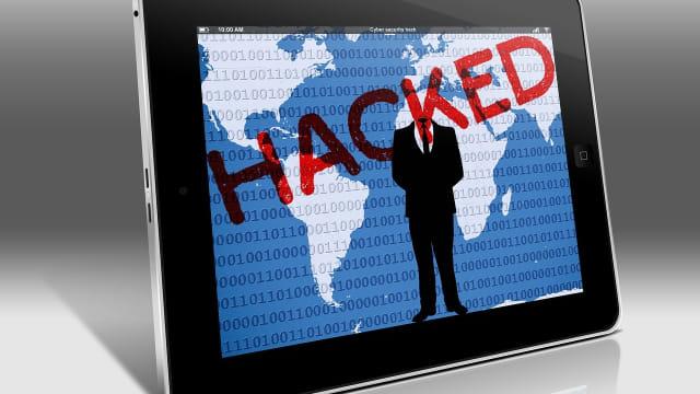 Ilustrasi Virus Ransomware