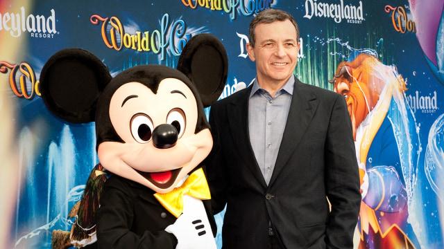 CEO Walt Disney Bob Iger