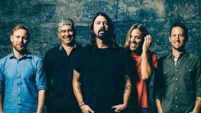 Foo Fighters Kombinasikan Lagu John Lennon dan Van Halen saat Latihan (108298)