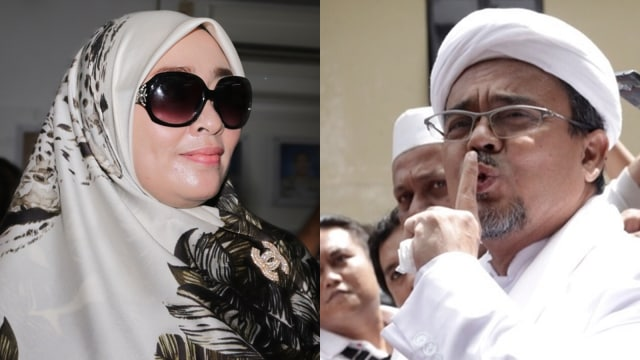 Babak Baru Kasus Dugaan Chat Mesum Habib Rizieq dan Firza Husein (283431)