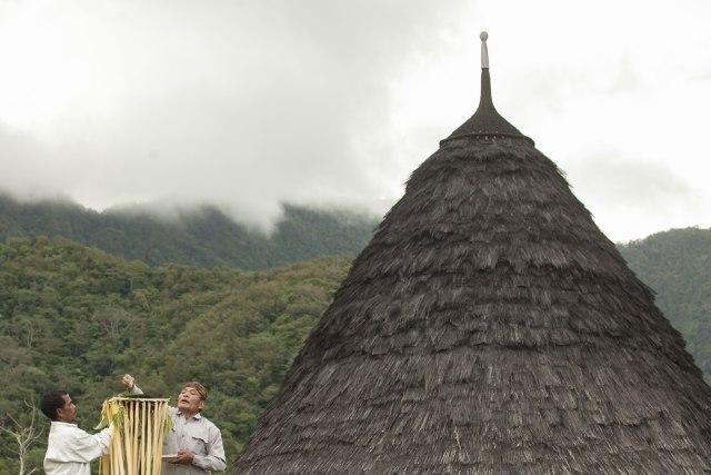 Ritual Penti, Cara Penduduk Lokal Wae Rebo Sambut Tahun Baru (286467)