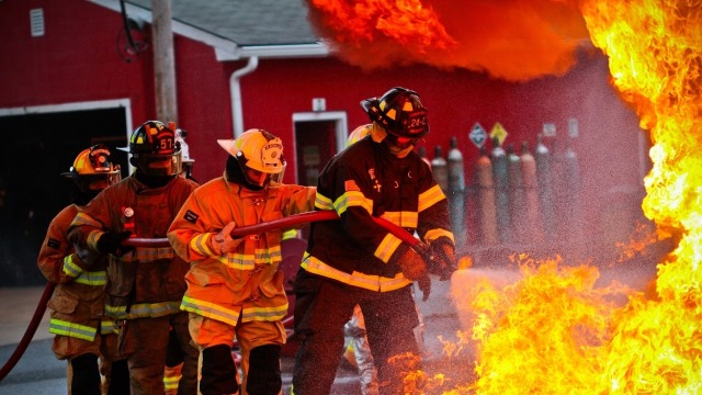Ventilator ICU di Rumah Sakit Rusia Terbakar, 3 Orang Tewas (258707)
