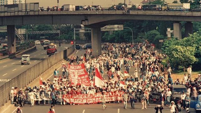 Mengenang Reformasi '98