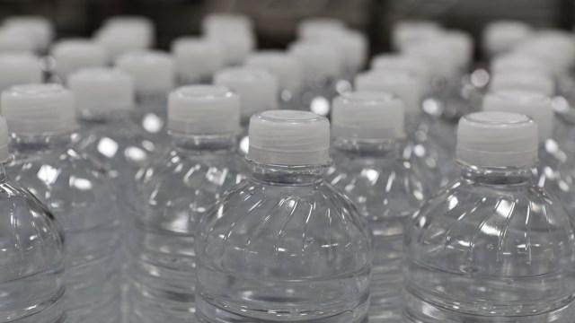 air botol kemasan