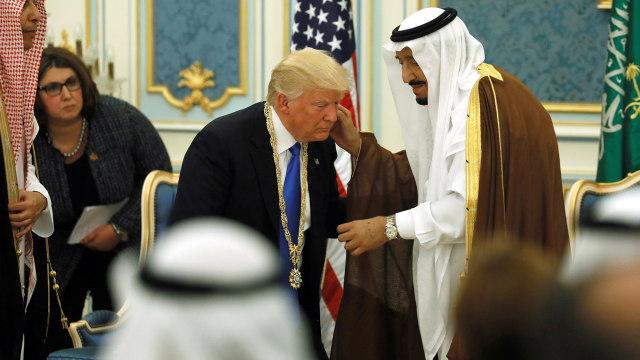 Raja Salman Hubungi Trump: Palestina Tak Merdeka, Tak Ada Damai dengan Israel (29492)