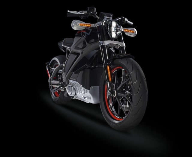 Motor listrik Harley Davidson