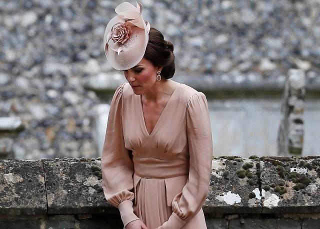 Anggunnya Kate Middleton COVER