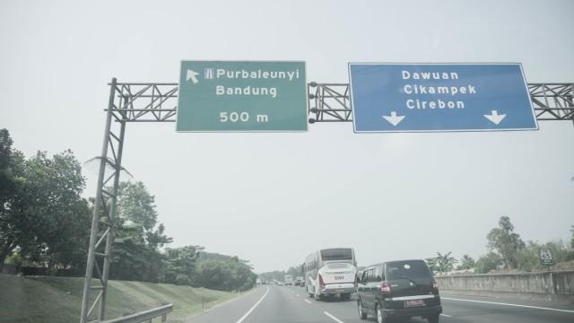 Jalan tol Purbaleunyi-Bandung