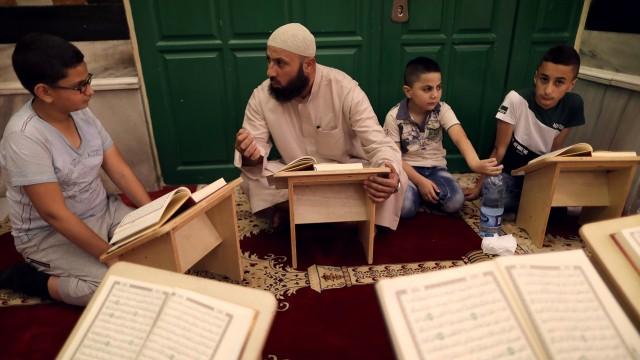 Kota Yerusalem Sambut Ramadhan