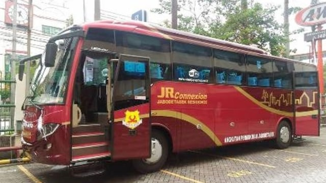 Inilah Bus Khusus Pesepeda Rute Jakarta-Cikarang, Apa Saja Fasilitasnya?  (102795)