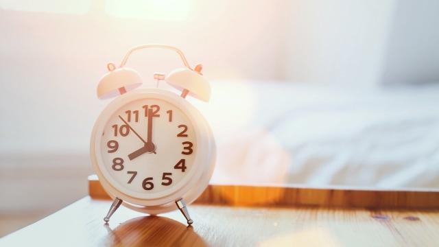 Atur Waktu Alarm Sahur