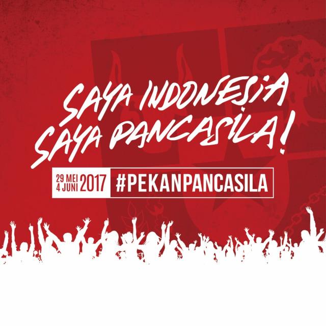 Saya Indonesia, Saya Pancasila! (NOT COVER)