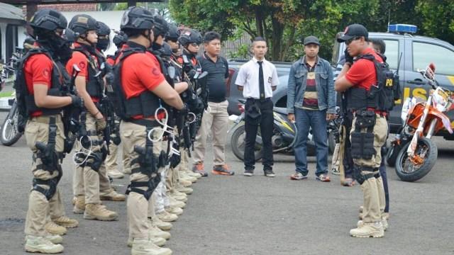 Kriminal Jabodetabek: Pengedar Sabu di Depok Digerebek hingga Aksi Tim Jaguar (104224)