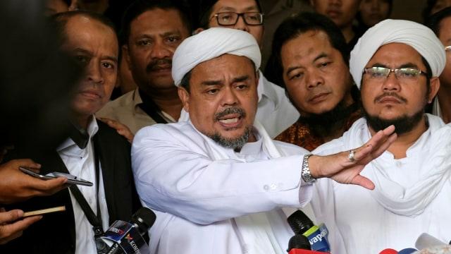 Habib Rizieq Serukan Front Santri Indonesia Dukung Prabowo di Pilpres (283856)