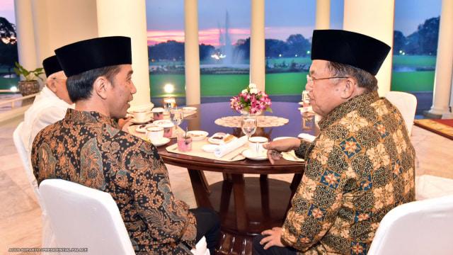 Jusuf Kalla di Kursi Prioritas Cawapres Jokowi (285951)