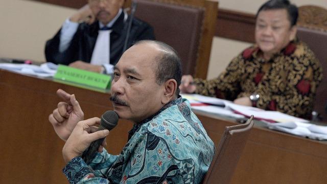 Kasus Bakamla, Dirut PT CMI Teknologi Didakwa Rugikan Negara Rp 63 Miliar (2371)