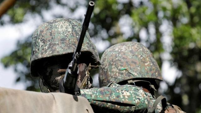 Pemberontakan Komunis Filipina Menentang Diktator Marcos dan Rodrigo Duterte (71985)