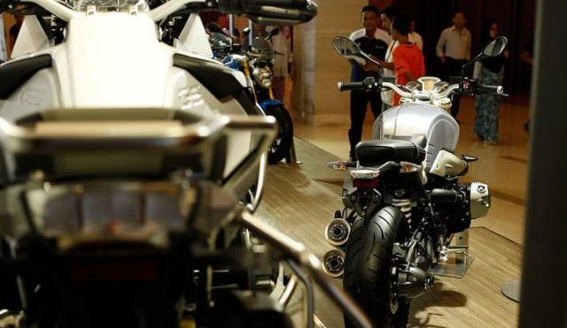 BMW Motorrad di GIIAS