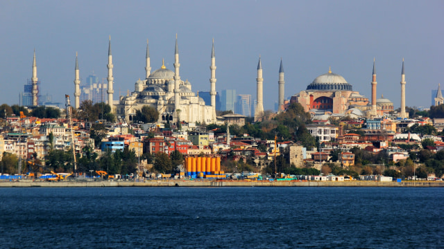 Istanbul kini.