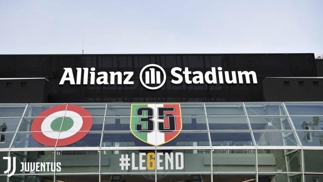 Mulai 1 Juli 2017 Juventus Stadium Menjadi Allianz Stadium Kumparan Com