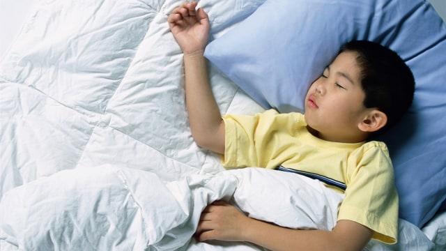 Waktu Tidur untuk Anak yang Sudah Besar (65782)
