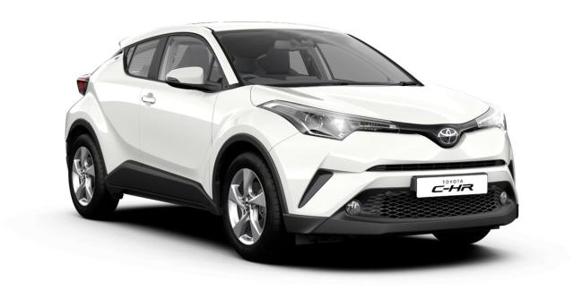 Nasib Baik Toyota C-HR di Eropa dan Kepastian Masuk Indonesia (996)