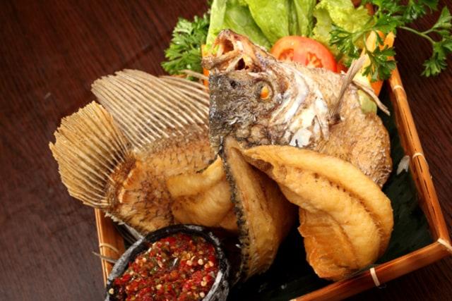 Unduh 86+ Gambar Masakan Ikan Gurame Bakar HD Terbaik