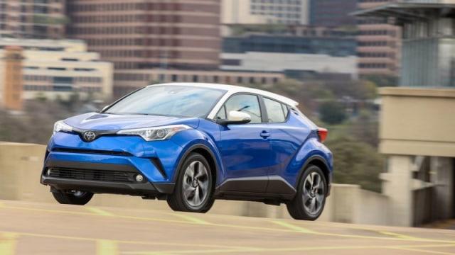 Nasib Baik Toyota C-HR di Eropa dan Kepastian Masuk Indonesia (995)