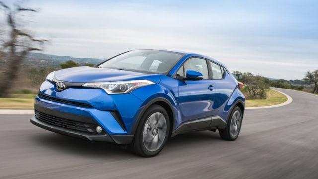 Nasib Baik Toyota C-HR di Eropa dan Kepastian Masuk Indonesia (997)