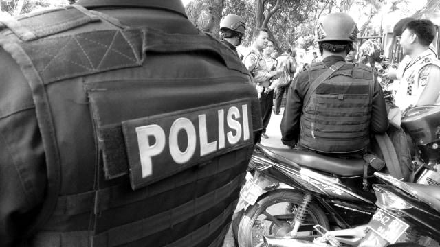 Polri Sayangkan Ada Polisi Minta Pungli Setelah Kenaikan Tunjangan (31925)
