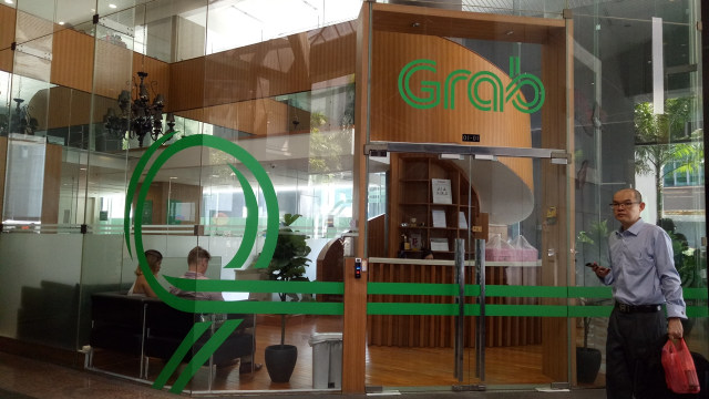 Grab Buka Kantor Pusat Keduanya Di Jakarta Sekaligus Pusat Riset Umkm Kumparan Com