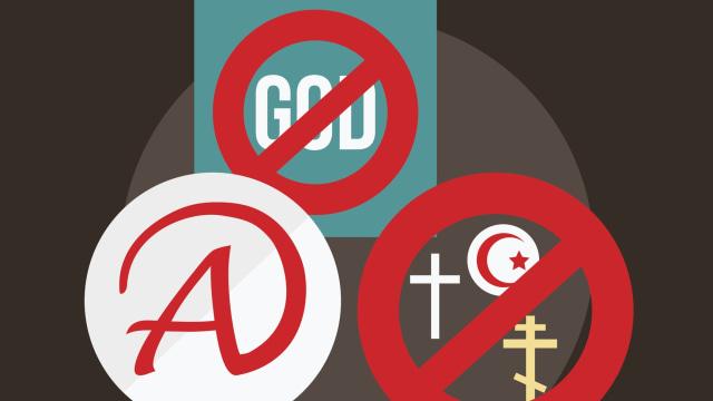 Ateisme di Negeri Timur Tengah (174384)