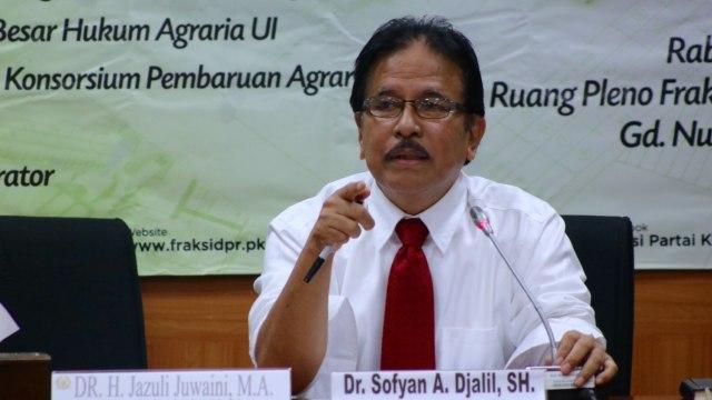 Sri Mulyani Pelajari Rencana Sofyan Djalil Hapus Pajak Progresif Tanah (468841)