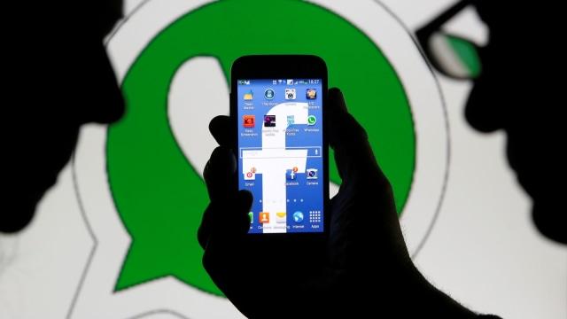 Facebook dan Whatsapp