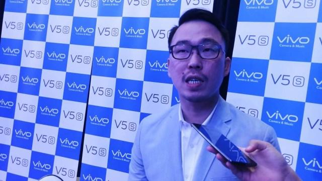 Brand Manager Vivo Indonesia, Edy Kusuma