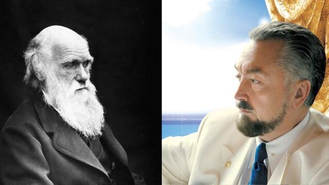 Charles Darwin vs Harun Yahya.