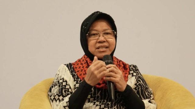 Rapat Pertama dengan DPR, Risma Beberkan Sederet Kendala Penyaluran Bansos (424572)