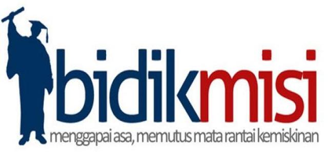 Logo Beasiswa Bidikmisi