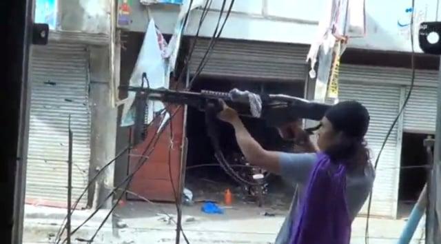 Militan di Marawi, Filipina
