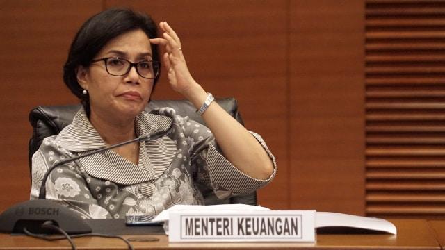 Jokowi Minta Harga Avtur Turun, Sri Mulyani Kaji Penurunan Pajak (1294340)