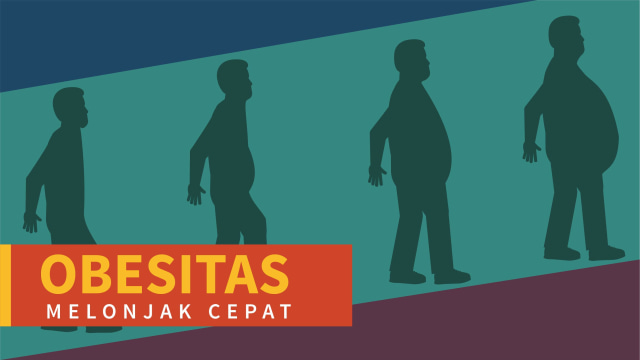 1 dari 10 Orang di Dunia Mengalami Obesitas (39056)