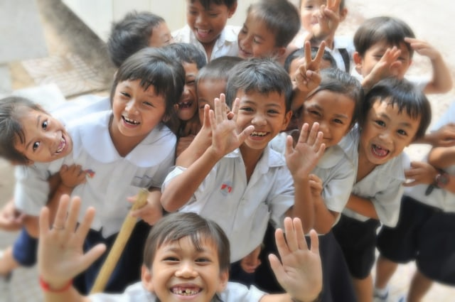 Ilustrasi Anak Indonesia