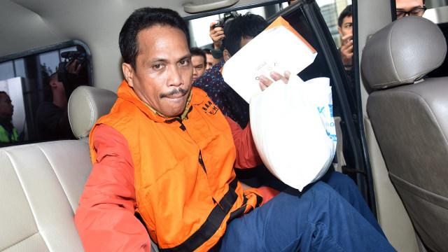 Parlin Purba ditangkap KPK