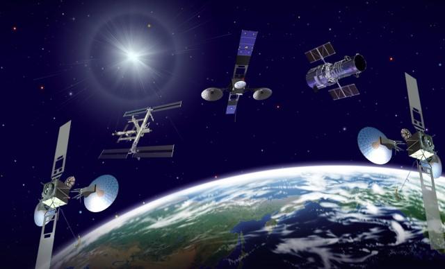 Keamanan Komunikasi Satelit