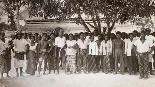 Jawa Diaspora di Suriname