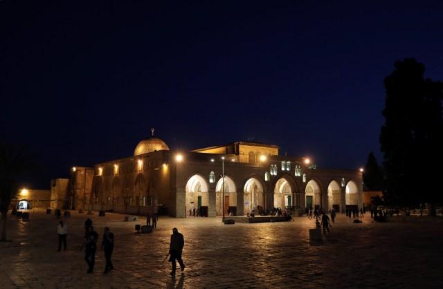 Masjid Al-Aqsa di Pusaran Konflik Tiga Agama (484973)