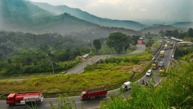 Jalur Mudik Selatan Lingkar Gentong
